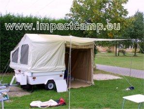 Gebruikte Mini Camp Vouwwagen